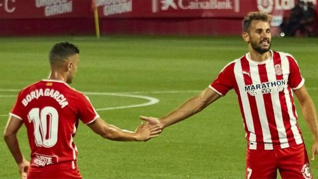 Lugo y Girona se reparten los puntos