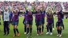 El Lyon - Barça de la final de Champions ya tiene árbitra