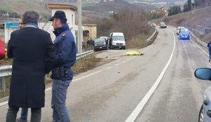 Matan y atropellan a un aficionado rival en Italia antes de un partido