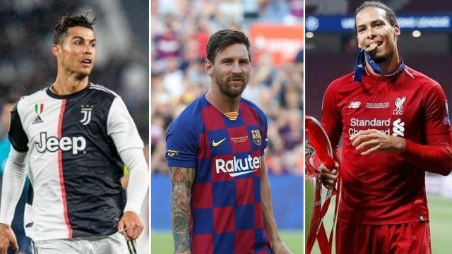 Messi, nominado a ser el mejor jugador de la 2018/2019