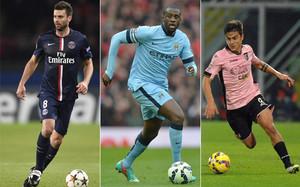Motta, Touré y Dybala, en la lista de Zanetti para el Inter