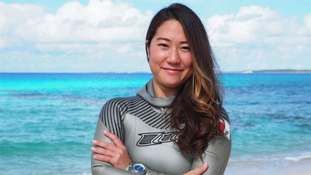 Muere la plusmarquista mundial de apnea, Sayuri Kinoshita