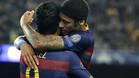 Neymar y Luis Suárez acaparan la mayor parte de goles del Barça en las últimas semanas