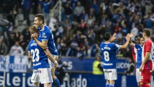 El Oviedo se llevó el derbi asturiano