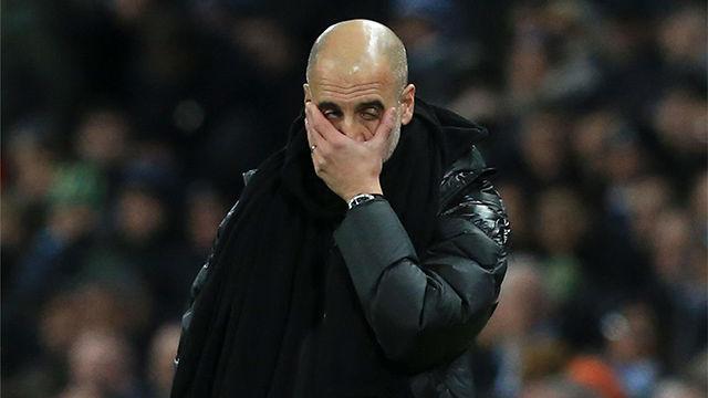 A 14 puntos del Liverpool... ¿Está Guardiola tirando la toalla?