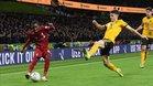 Rafael Camacho contra el Wolverhampton