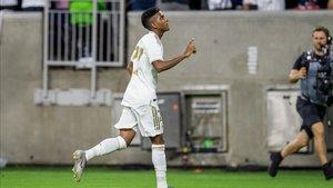 El Real Madrid está buscando una cesión para Rodrygo