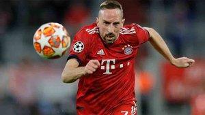 Ribery dejará el Bayern Múnich