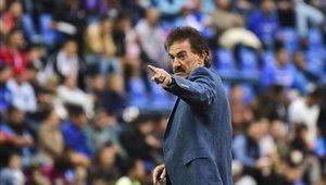 Ricardo Lavolpe no pasa por un buen momento en el Toluca