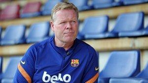 Ronald Koeman dio la convocatoria para el Barça-Ferencvaros