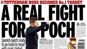 Según The Mirror, el Tottenham se prepara para luchar por Pochettino