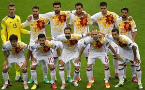 La selección española cayó en octavos en la Eurocopa