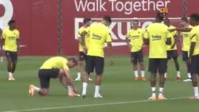 Setién convoca a toda la plantilla, menos Umtiti, ante el Bayern