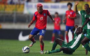 Seung Woo Lee seguirá con su selección hasta el mes de noviembre