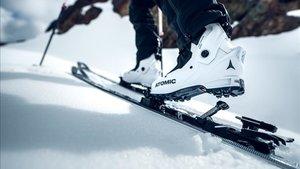 El skimo permite disfrutar de la montaña de una forma diferente