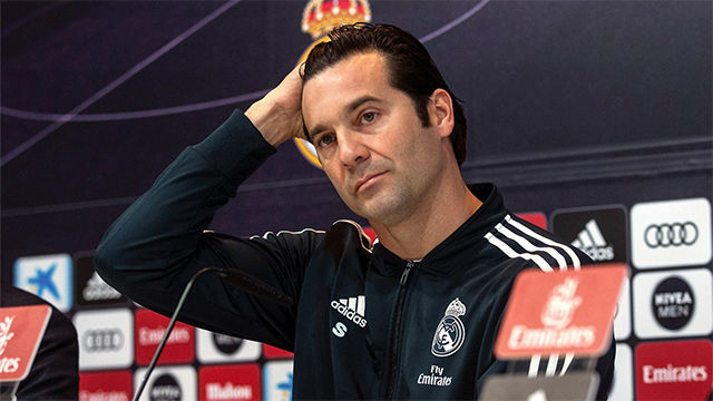 Solari: ¿Marcelo? Todos pueden ganar o perder el puesto