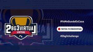 El torneo benéfico comenzará el próximo martes 31 de marzo