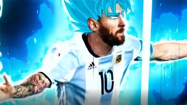 La transformación de Messi para el Mundial de Rusia 2018