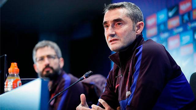 Valverde: Será bonito vivir el ambiente que se genera en Nápoles
