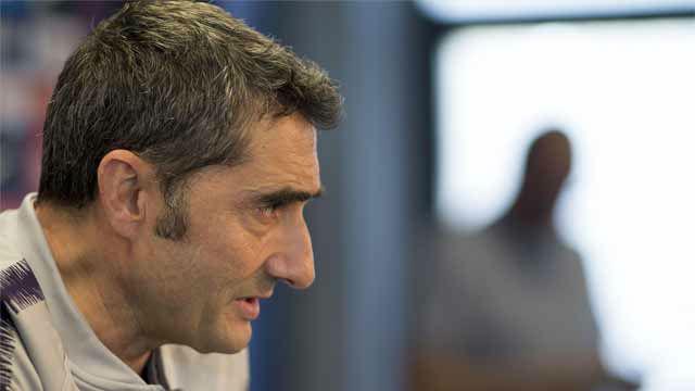 Valverde, sobre los fichajes de enero: Ellos ya sabían en rol que iban a tener en el equipo