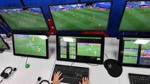 El VAR se aplicará en la Champions League