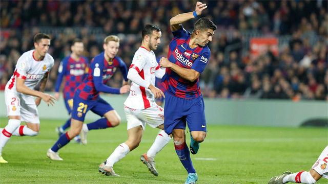 No se verá un gol de tacón igual: la obra de arte que culminó Suárez