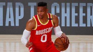 Westbrook, lesionado, no podrá medirse a su ex equipo en primera ronda de los play-offs