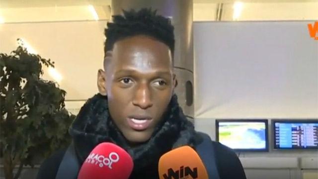 Yerry Mina revela su conversación con Umtiti