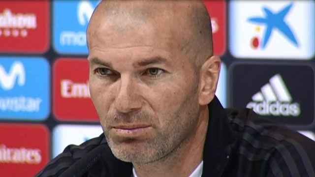 Zidane, indignado por lo que se dice del Juventus - Real Madrid
