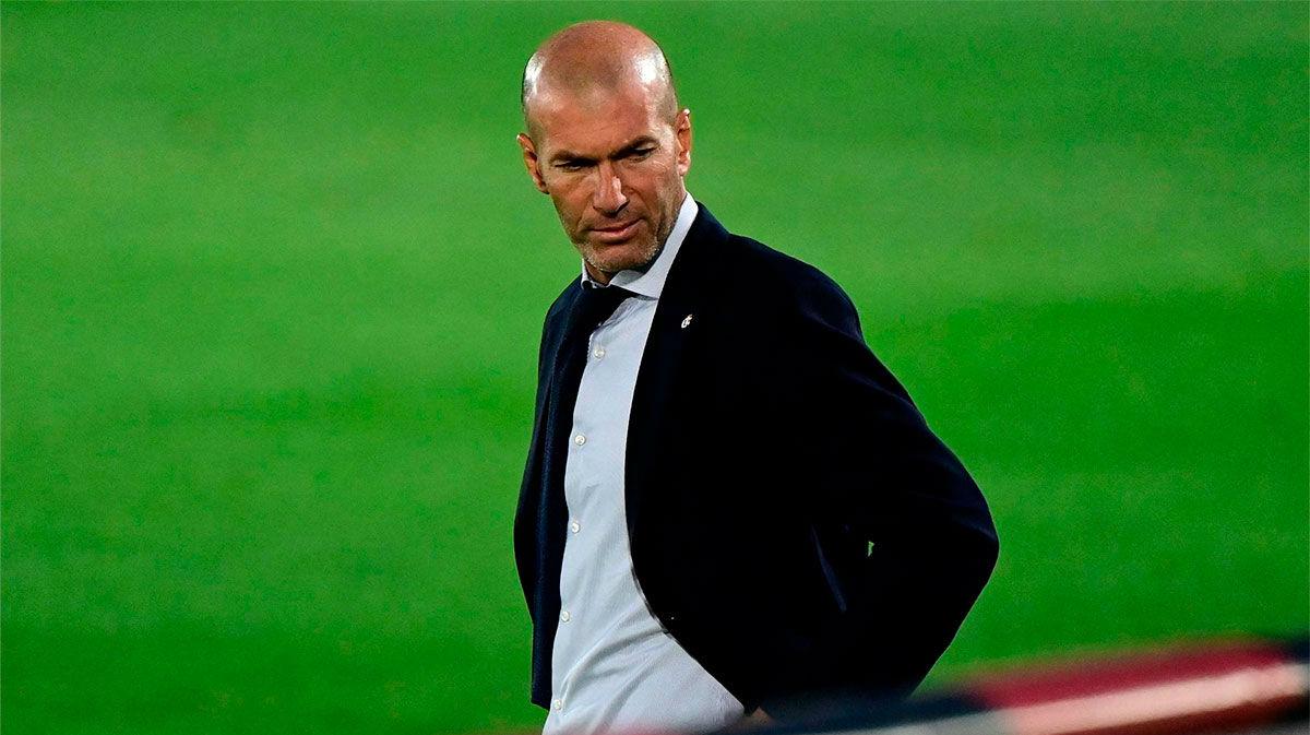 Zidane: Siento que fui mejor futbolista que entrenador