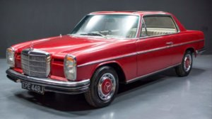 Mercedes-Benz 250 CE de George Harrison.