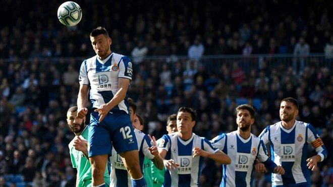 El 1x1 del Espanyol ante el Real Madrid