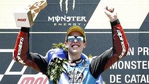 Álex Márquez busca su primer título en Moto2 después de 5 temporadas