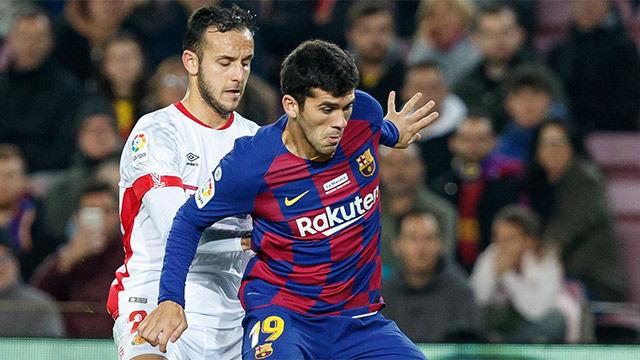 La alineación del FC Barcelona ante el Alavés