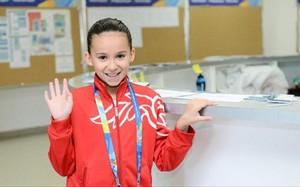 Alzain Tareq participará en los Mundiales con solo 10 años de edad