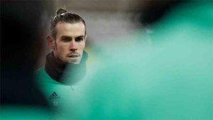 Bale no jugó ni un minuto con el Real Madrid