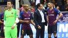 El Barça cayó ante el Kairat en las semifinales de la pasada Champions
