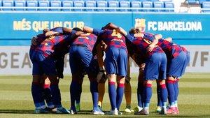 El Barça debe mentalizarse para apurar sus opciones