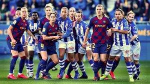 El Barcelona femenino sumó una nueva goleada