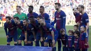 El Barcelona opta a los tres títulos esta temporada