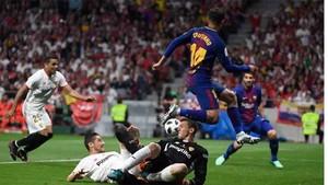 El Barcelona volverá a enfrentarse al Sevilla en una final