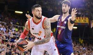 Baskonia y Barça protagonizarán un duelo eléctrico en Vitoria