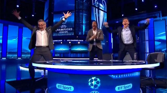 La brutal reacción de Owen, Lineker y Ferdinand con la remontada del Barça