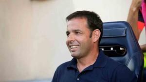Calleja, entrenador del Villarreal