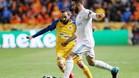 Carvajal provocó la amarilla ante el APOEL