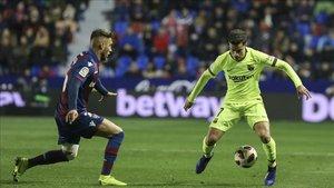 Coutinho, jugador del Barça