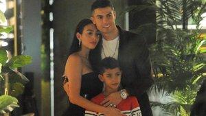 Cristiano Ronaldo y Georgina felicitan a Cristiano Jr. por su aniversario en Instagram | ABC