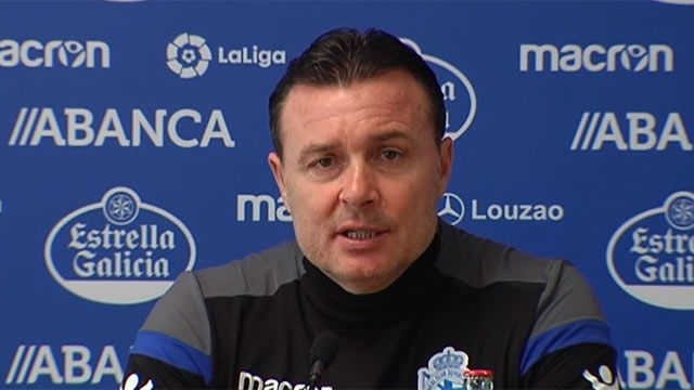 Cristóbal analizó el partido contra el Madrid