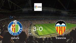 Depleted Valencia stunned by Getafe 3-0 at Coliseum Alfonso Pérez