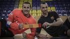 Egurrola y Panadero son los capitanes del FC Barcelona